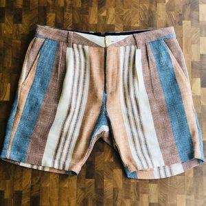 Scotch & Soda Linen Shorts